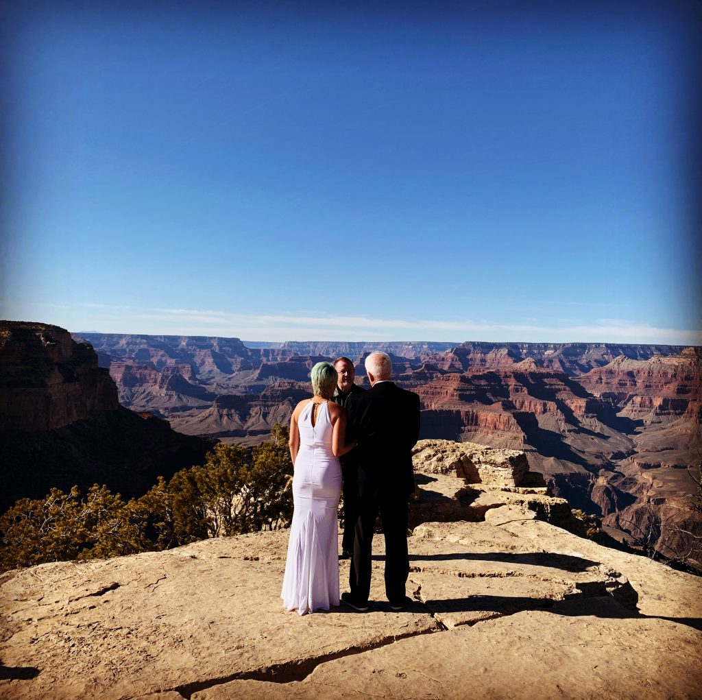 A Grand Canyon Wedding